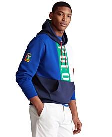 Men's Polo Tennis Hoodie