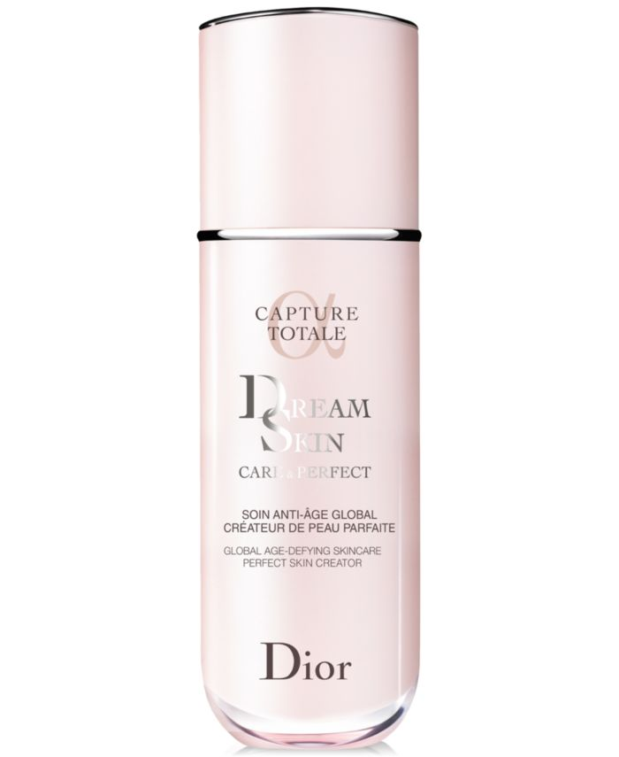 Dior Capture Totale Dreamskin Care & Perfect Global Age-Defying Skincare Perfect Skin Creator, 2.5-oz. & Reviews - Skin Care - Beauty - Macy's