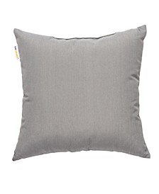 "Solid 20"" x 20"" Outdoor Decorative Pillow 2-Pack"
