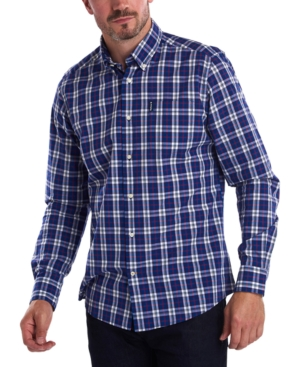 Barbour MEN'S HIGHLAND CHECKED SHIRT