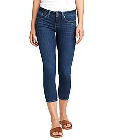 Suki Cropped Skinny Jeans
