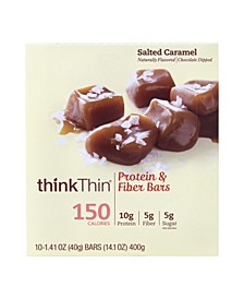 ThinkThin Salted Caramel Protein Bar, 1.41 oz, 10 Count