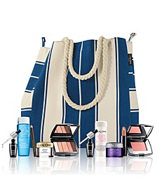 Choose Your Free 6-pc Gift with any $37.50 Lancôme Purchase. Up to a $121* value!