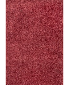 "Kara KKBX01J Red 7'10"" x 10'10"" Area Rug"