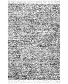 Brooke KKEL04B Gray 2' x 3' Area Rug