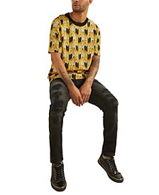 Men's Eco Jaguar Oversized Tee