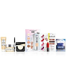 Receive a FREE 7-Pc. Gift with any $75 It Cosmetics purchase!