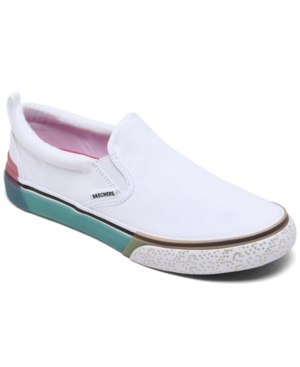 Skechers Women s Sparked Cool As Ice Slip On Casual Sneakers from Finish Li
