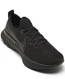 Nike Men's React Infinity Run Flyknit Running Sneakers from Finish Line