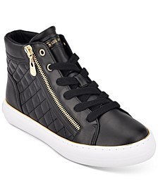 Gatsin High-Top Sneakers