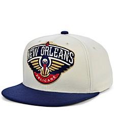 New Orleans Pelicans Natural XL Snapback Cap