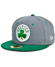 Boston Celtics Storm 2 Team Color 59FIFTY-FITTED Cap