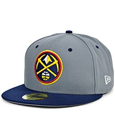 Denver Nuggets Storm 2 Team Color 59FIFTY-FITTED Cap