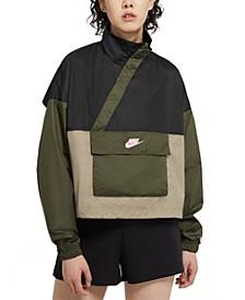 Sportswear Icon Clash Jacket