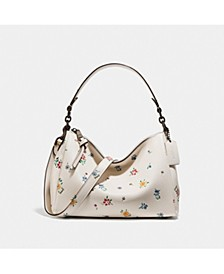 Shay Crossbody With Wildflower Print