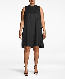 Plus Size Trapeze Dress