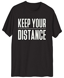 Men's Keep Your Distance Graphic T-Shirt