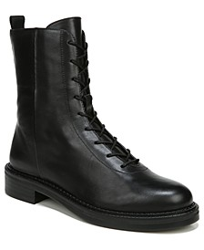 Nellyn Lace-Up Combat Boots