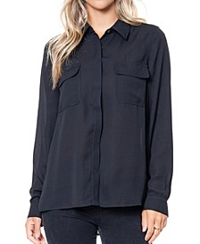 Women's Button Up Shirt