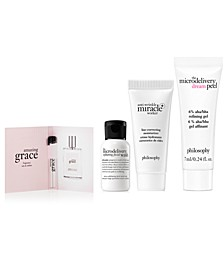 Receive a Free 4-PC Gift with any $50 philosophy purchase!