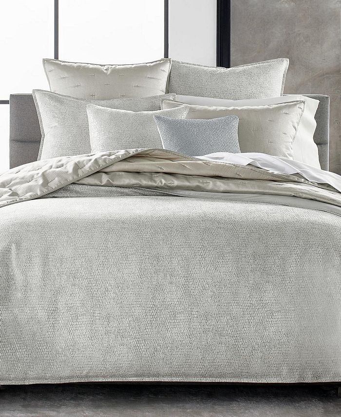 Hotel Collection - Tessellate King Duvet, Created for Macy's
