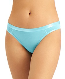 Women's Solid Thong, Created for Macy's
