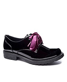 Women's Rockford Lace Up Loafers
