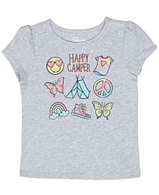 Little Girls Camp Things T-shirt