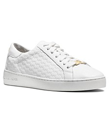 Colby Embossed Signature Logo Sneakers