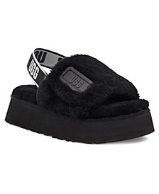 Women's Disco Slide Slippers