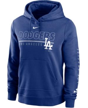 Nike Women's Los Angeles Dodgers 2020 Club Po Hoodie