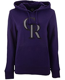 Women's Colorado Rockies Headline Pullover Hoodie