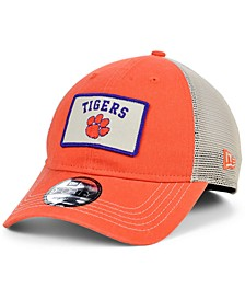 Clemson Tigers Patch Trucker 9FORTY Cap