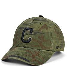 '47 Brand Cleveland Indians Regiment CLEAN UP Cap
