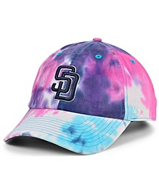 Women's San Diego Padres Tie Dye Adjustable Cap