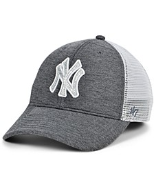 Women's New York Yankees Space Glitta Trucker Cap