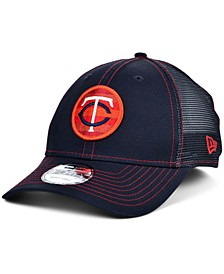 Minnesota Twins Logo Fill Trucker 9FORTY Cap