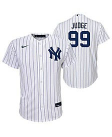 Youth New York Yankees Aaron Judge Jersey