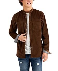 Men's Malcom Corduroy Jacket, Created for Macy's