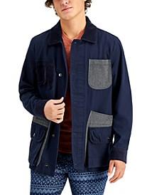 Men's Dustin Shirt Jacket, Created for Macy's