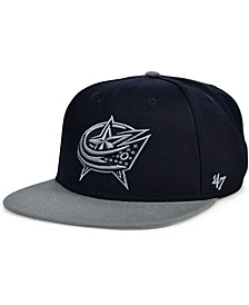 Columbus Blue Jackets No Shot 2-Tone Cap