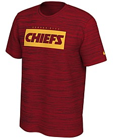 Kansas City Chiefs Men's Legend Velocity Training T-Shirt