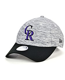 Colorado Rockies Women's Space Dye 2.0 Cap