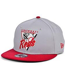 Cincinnati Reds Lil Away Game 9FIFTY Cap