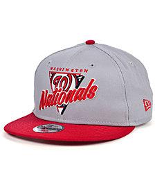 New Era Washington Nationals Lil Away Game 9FIFTY Cap