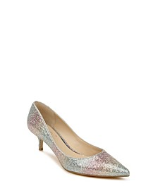 Women's Royalty Shimmer Pumps