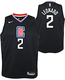Youth Los Angeles Clippers 2019 Statement Swingman Jersey Kawhi Leonard