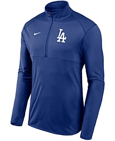 Men's Los Angeles Dodgers Element Half-Zip Pullover