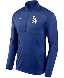 Men's Los Angeles Dodgers Element Half-Zip Pullover