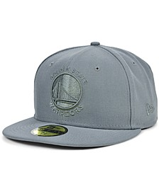 Golden State Warriors All Storm 59FIFTY Fitted Cap
